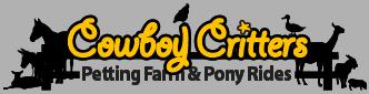 Cowboy Critters Petting Farm & Pony Rides